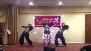 Aa ante amalapuram dance christmas programme 2012