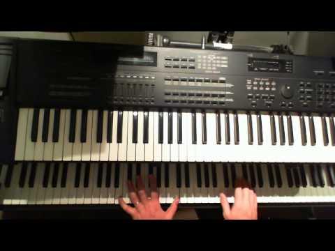 Piano Tutorial Elton John Bennie And The Jets Youtube