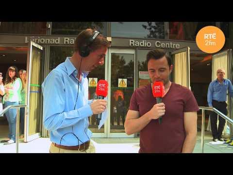 Shane Filan Everything to me at RTÉ 2fm