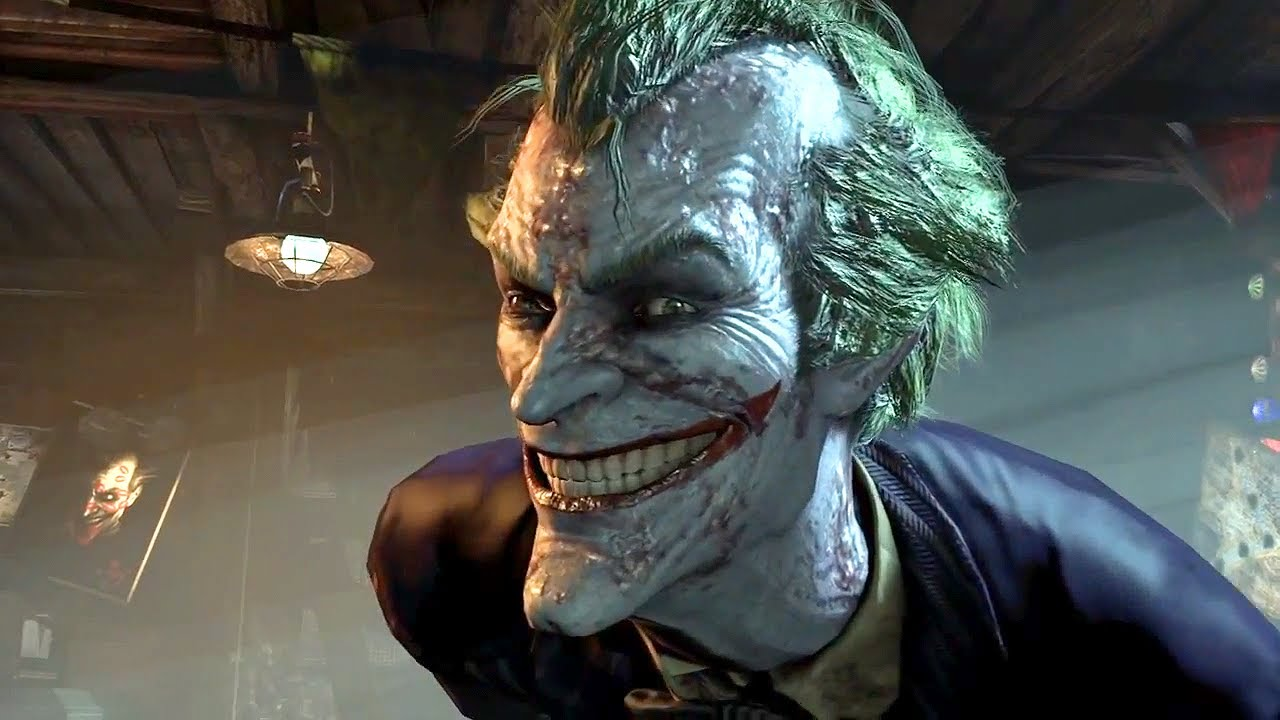 Batman: Arkham Origins - Official Trailer - YouTube