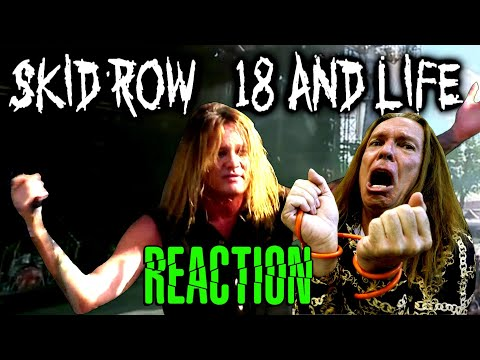 Vocal Coach Reacts To Skid Row | Sebastian Bach |18 And Life | Live | Ken Tamplin