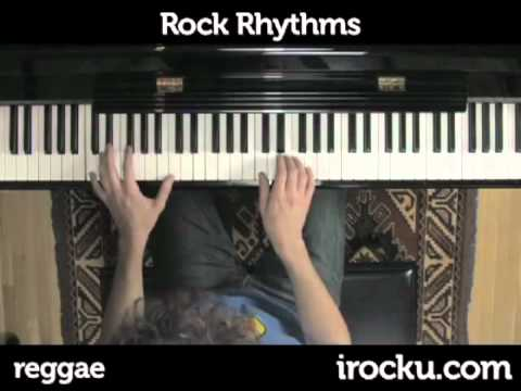 Reggae Piano Lesson (Easy)
