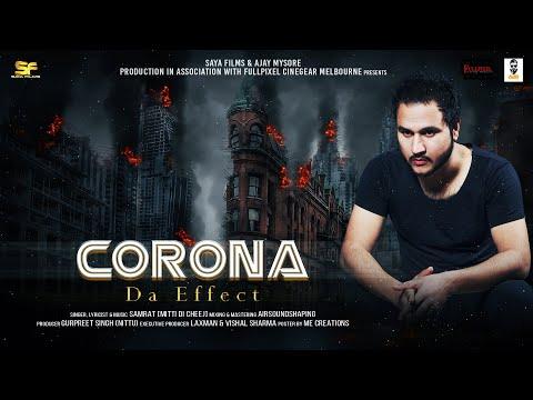 Corona Da Effect (Official Song) Samrat | Saya Films | Latest Punjabi Songs 2020
