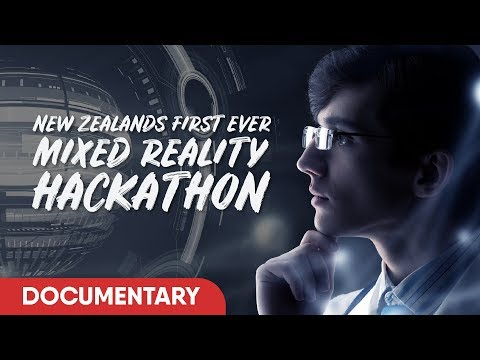 New Zealand's First Ever Mixed Reality Hackathon