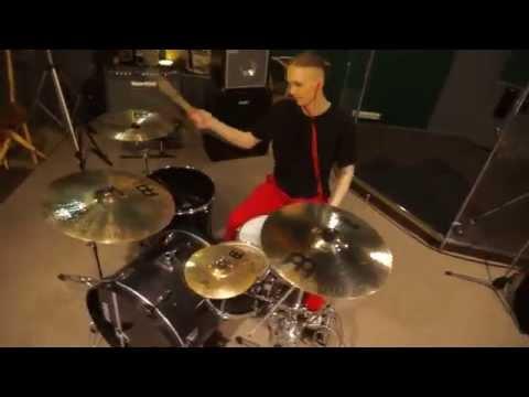36 Crazyfists - Northern November (Drum Cover) mp3