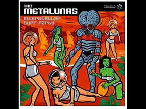 The Metalunas - Lonely Surfer mp3