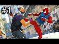 SPIDER-MAN - PS4 Pro Gameplay Part 1 - I