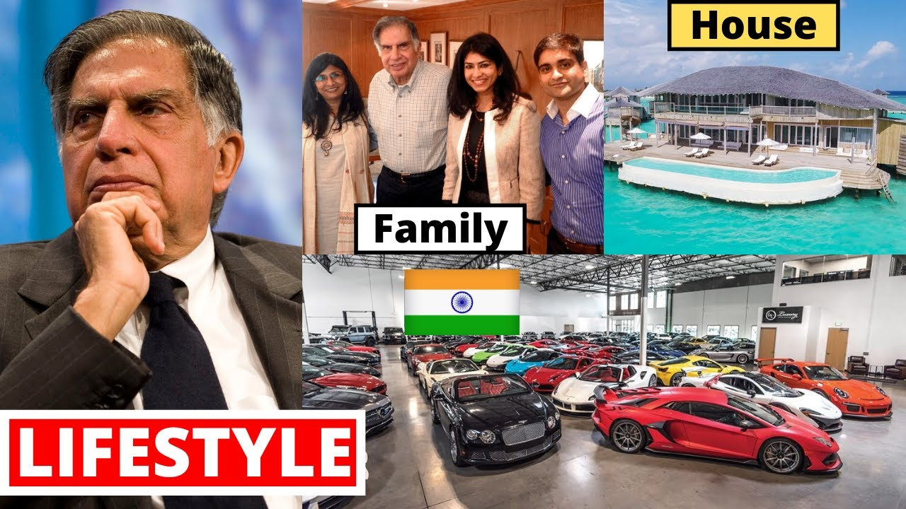 Ratan Tata Lifestyle 2020, Income, House, Cars, Family, Biography, Wife, Son & Net Worth