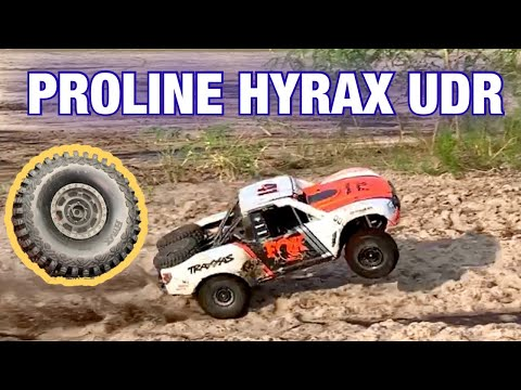 Proline UDR Hyrax First Drive