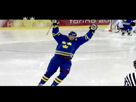 Hockey Hall Of Fame Sverige - Nicklas Lidström
