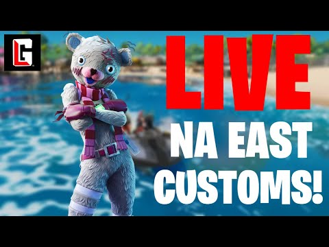 🔴 (NA-EAST) CUSTOM MATCHMAKING SOLO/DUO/SQUAD PS4/XBOX/PC/MOBILE/SWITCH FORTNITE LIVE