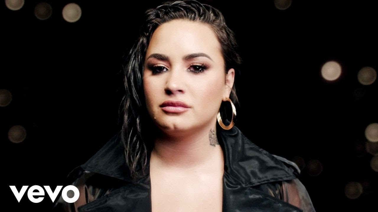 "NEW VIDEO ALERT: Demi Lovato ""Commander In Chief"""