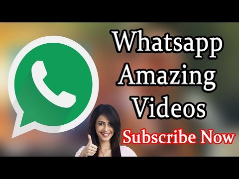 no.1 amazing videos for whatsapp fanny videos