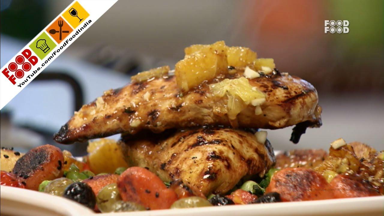 Grilled Honey Mustard Chicken Food Network