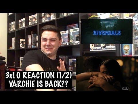 Download RIVERDALE - 3x10 'THE STRANGER' REACTION (1/2)
