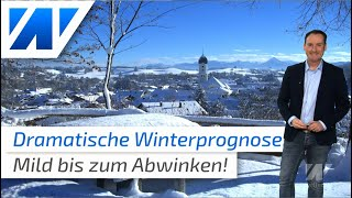Dramatische Winterprognose 2019/2020! ...und das Wetter für heute (24. November 2019)