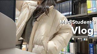 Download Eng,Por,Ind) 의대생 Vlog: To-do list, 본과1학년 자습 공부, 도서관, Zoom 과외, 네컷일기   Korean med student vlog
