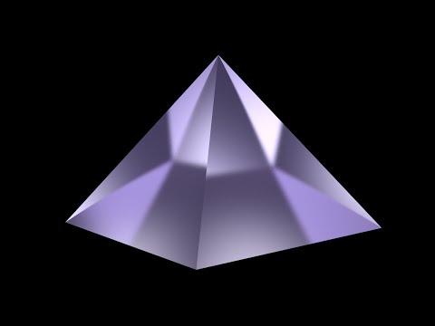 Pyramid Energy Theory