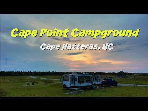 Cape Point Campground Cape Hatteras National Seashore