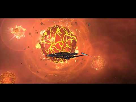 Star Trek Online Jaeih pilot class warbird. The Battle for Procyon V. Advanced Difficlty