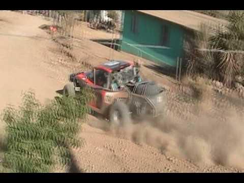 Harley Letner 2009 SCORE Baja 500