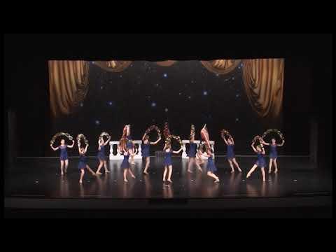 "Dove Dance SOAR COMPANY ""THERE SHE STANDS"" Choreographer: Daphne Cooper-Tardibono"