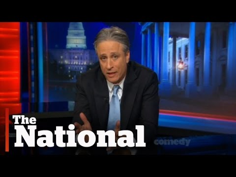 The Jon Stewart Effect Host Leaving The Daily Show Youtube