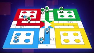 Indian ludo game vs Computer | new ludo Master King game for free