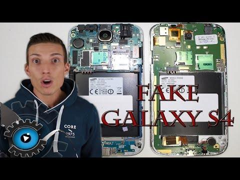 Fake Samsung Galaxy S4 vs Original S4 Deutsch / Achtung! Fälschungen im Umlauf