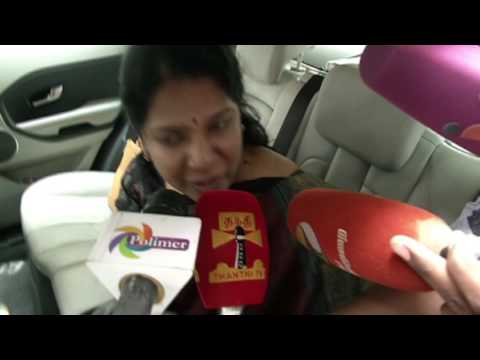 karunanidhi Is Still In Critical Care Unit At Kauvery Hospital Hospitalised - Daughter Kanimozhi