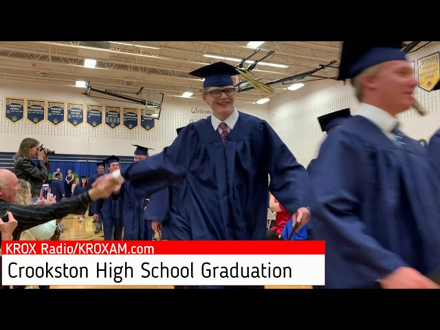 Crookston High School Graduation 2019