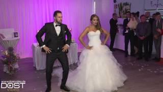 Hammer Eröffnungstanz auf der Hochzeit von Solli & Paddy - Hamburg 2015 - DOST VIDEO ®
