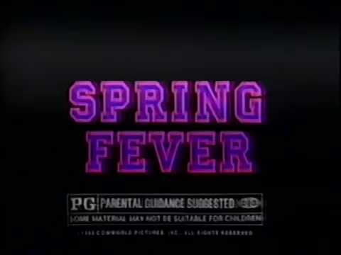 Spring Fever 1983 TV teaser