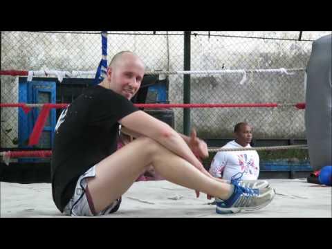 TITAN GYM - Boxing in Cuba