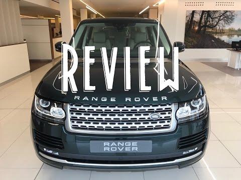 RANGE ROVER '17 TDV6 Vogue    Review (ESP)