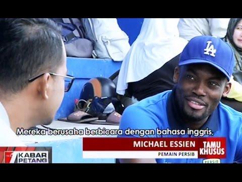 [Tamu Khusus] Essien: Saya Seperti di Rumah, Sampurasun dan Terima Kasih
