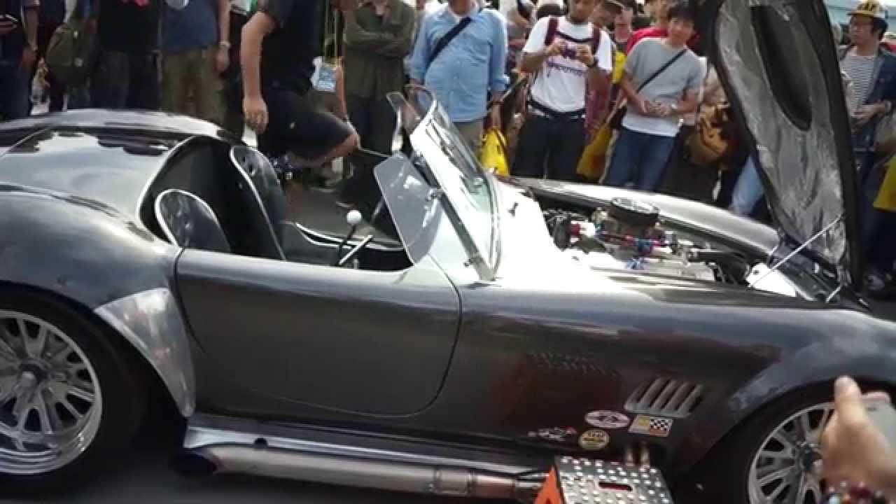 ROD Super Snake 66ERA COBRA By ROD MOTORS (コブラ エンジンスタート ...