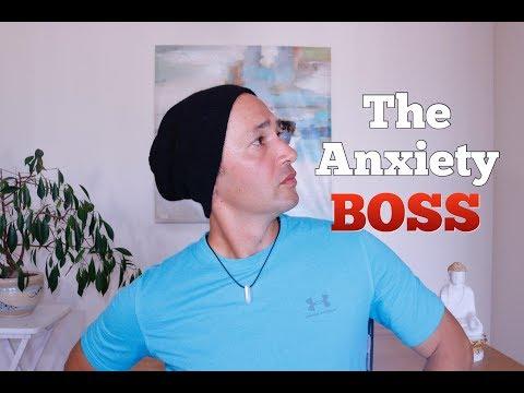 Talking To The Anxiety Boss...The Amygdala