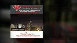 Miami Accident Attorney 1-800-731-9234 - Video