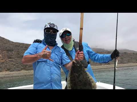 LARRC Cedros 2018 Trip With Baja Fishing Convoys