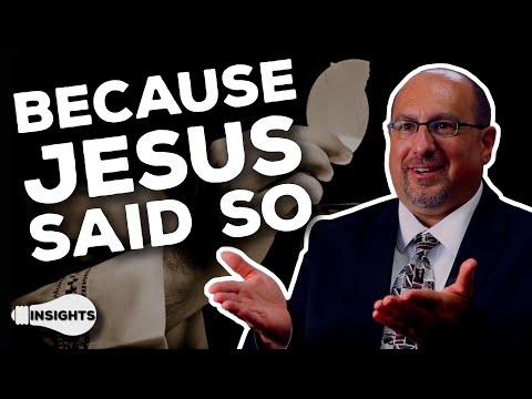 Coming to Belief in the Eucharist - Michael Davis