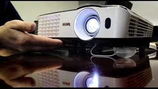 Unboxing of the BenQ MH680 Full HD 3D DLP Projector