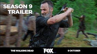 Eerste beelden The Walking Dead seizoen 9 (officiële trailer)