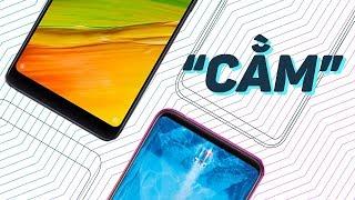 GIẢI THÍCH| Tại sao smartphone Android lại có cằm?