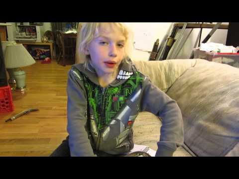 8 year old doing a 10 Figure MGRS