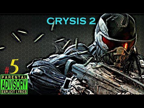 Crysis 2 - истребляем чужих без жалостно! (5) 2020