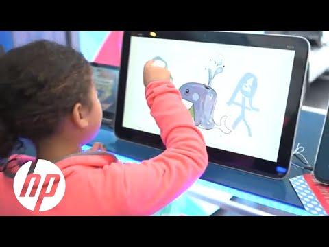 Festivities at HP Headquarters in Palo Alto | The HP Joy Caravan  | HP