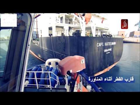 Abu Dhabi Ports' interview on 'Port Pulse' programme; Al Dhafra TV