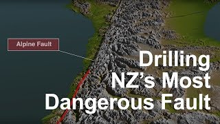 Drilling into New Zealand's most dangerous fault