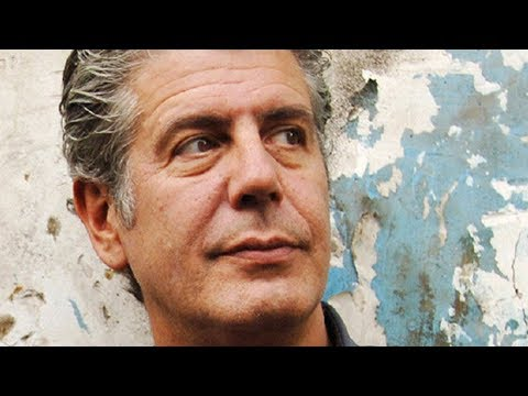 The Untold Truth Of Anthony Bourdain No Reservations